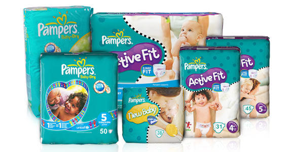 Join Pampers to Get Free Samples & More