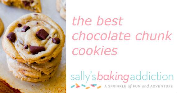 Make Chewy Chocolate Chunk Cookies