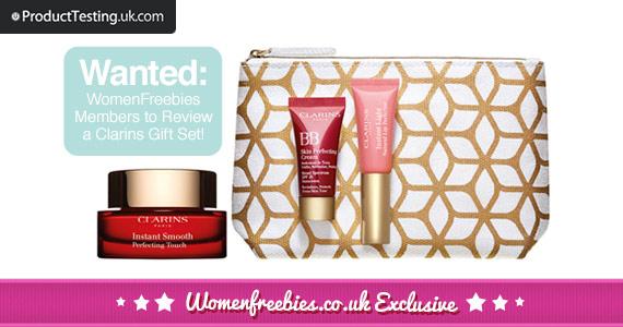 Free Clarins Skincare Gift Set