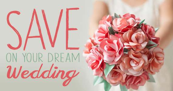 New Ways to Save on Your Dream Wedding