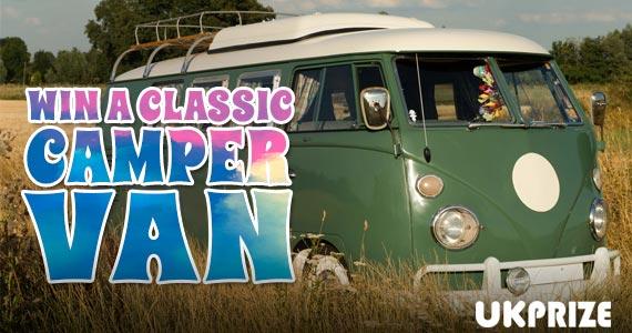 Win a VW Campervan