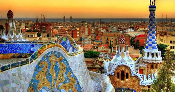 Win a Trip for 2 to Barcelona