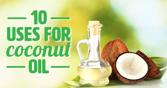 10 Uses for Coconut Oil You Never Imagined