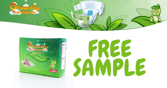 Free Sample of Greenty Nappies