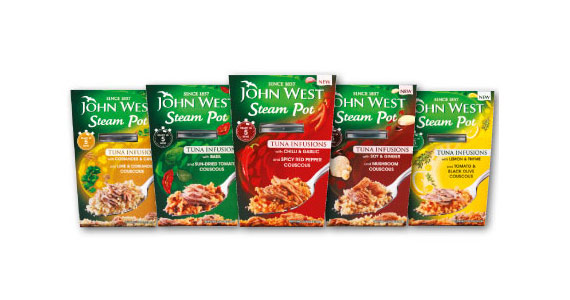 Get Money-Off Coupons for John West Products