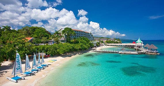 Win an All-Inclusive Luxury Holiday to Jamaica