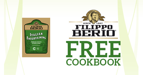 Free Italian Entertaining Cookbook