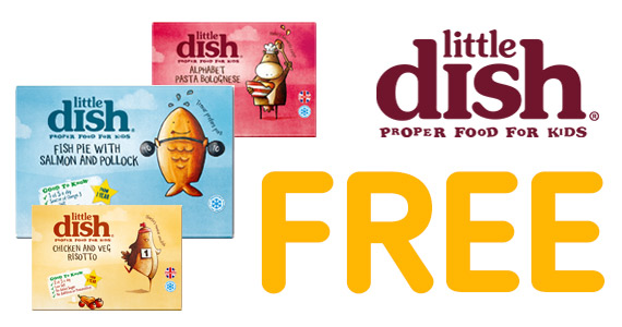 Free Little Dish Meal