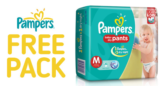 Free baby samples uk pampers