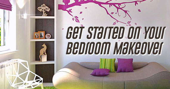 Top Tips: How to Redecorate Your Bedroom