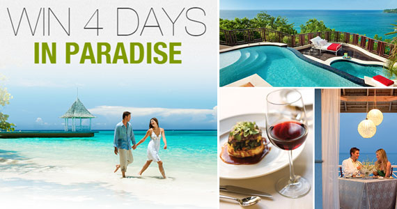 Win an All-Inclusive Vacation in Paradise