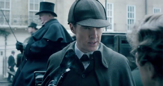 Sherlock Fans, Stop What You're Doing & Watch This…