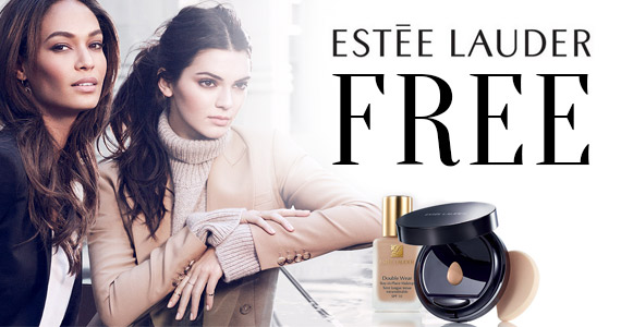 Free Sample of Estee Lauder Foundation