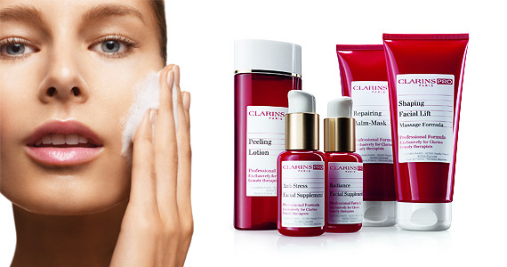 Samples & Free Delivery from Clarins