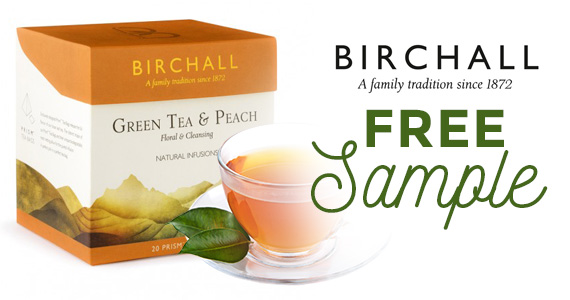 Free Sample of Birchall Tea