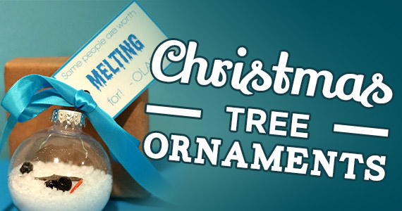 The Cutest DIY Christmas Tree Ornaments You Will Ever Make