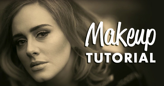 You Have to See this Adele-Inspired Makeup Tutorial