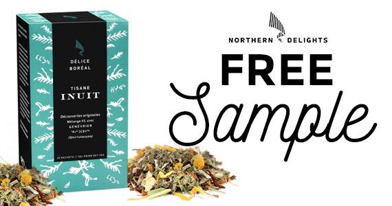 Herbal Tea Samples From Northern Delights Redflagdeals