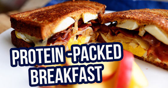 Protein-Packed Breakfasts You Can Make the Night Before