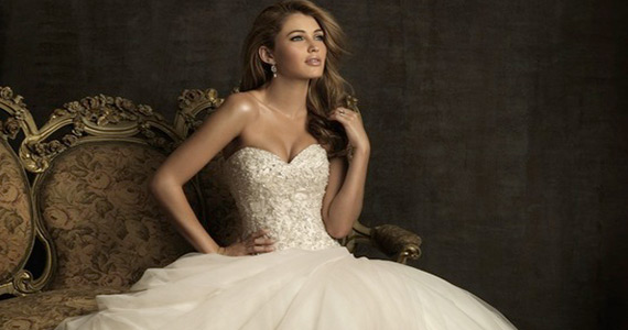 Win Your Dream Wedding Dress from Allure Brides