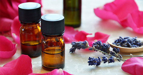 Next Time You Feel Stressed, Try Aromatherapy