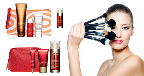 Win a Clarins Multi-Active Skin Care Kit Worth £140