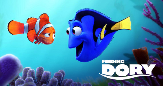 Have You Seen the Finding Dory Trailer Yet?