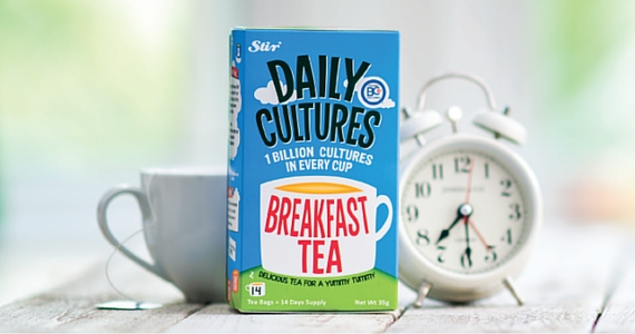 Free Sample of Daily Cultures Tea