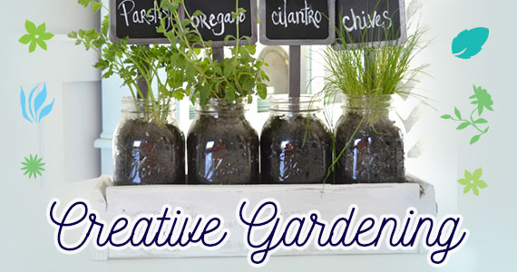 Get Inspired by these Creative Gardening Ideas
