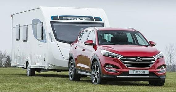 Win a Hyundai Tucson & Sprite Freedom 6 Caravan