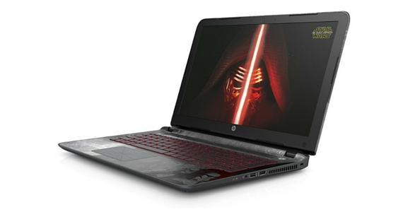 Win a Limited Edition Star Wars HP Laptop