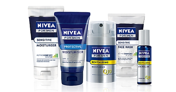Get Free Samples from Nivea Men