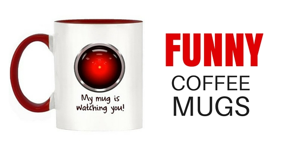 Funny Coffee Mugs for People Who Loathe Mornings