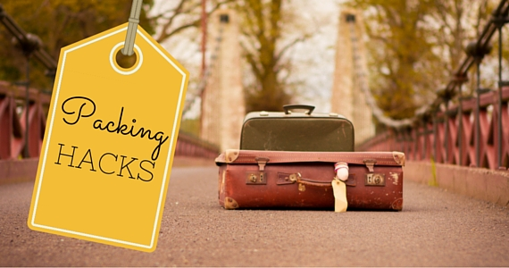 13 Genius Packing Hacks for Your Next Vacation