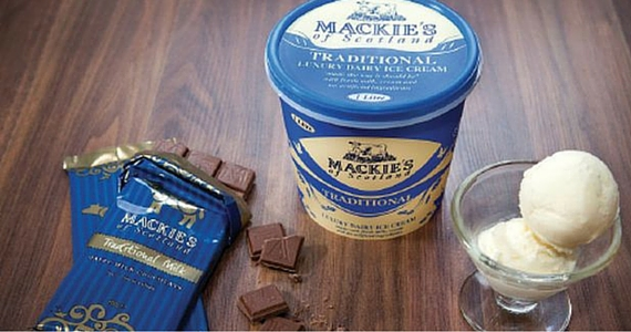 Free Mackie's Ice Cream and Chocolate