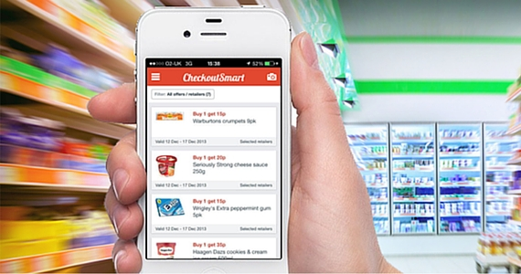 Get a Supermarket App if You Want to Save More Money