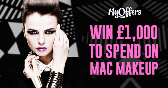 Win £1,000 Worth of MAC Makeup