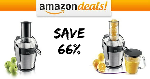 Save Over £70 When You Buy a Philips Viva Juicer