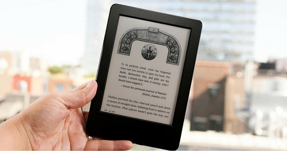 Win a Kindle 6-Inch Touchscreen