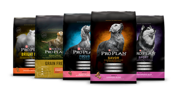 Free 4-Week Trial of Purina ProPlan Dog Food