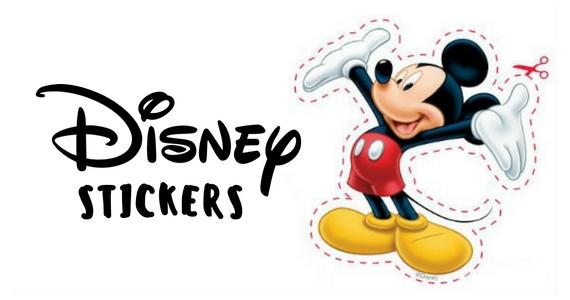 Free Disney Sticker Sheets