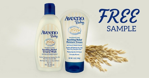 Free Sample of Aveeno Baby Soothing Emollient Cream