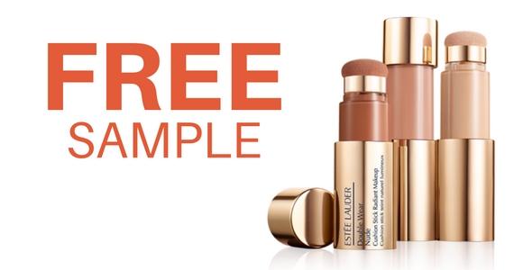 Free Sample of Estee Lauder Double Wear Makeup Stick