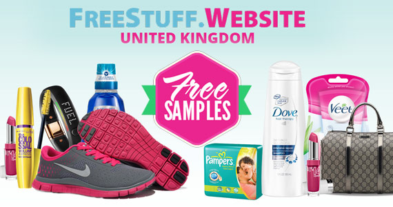 Get Free Samples from Your Favourite Brands