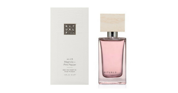 Win a Bottle of Rituals Magnolia Pepper Parfum