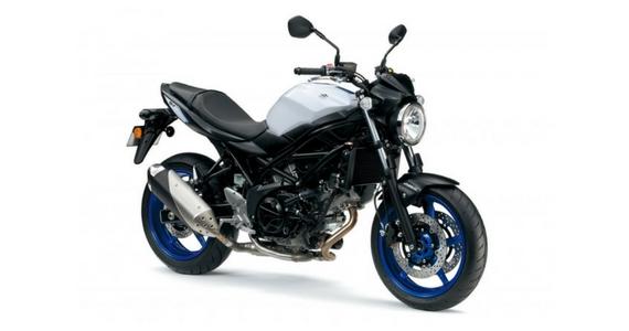 Win a Brand New Suzuki SV650