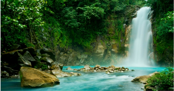 Win a £3,000 7-Day Family Holiday to Costa Rica
