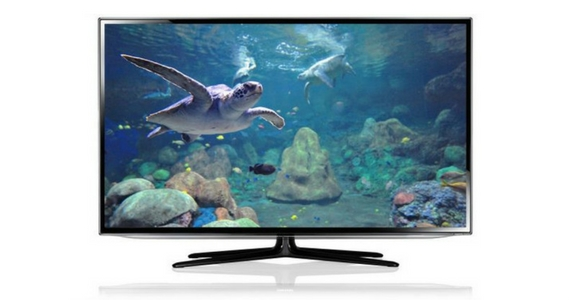 Win a 55-Inch Samsung 3D TV