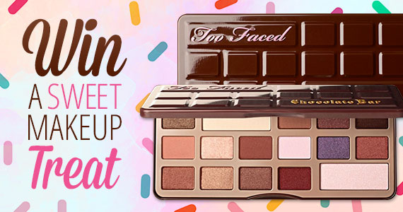 We Have a Too Faced Chocolate Bar Palette to Give Away