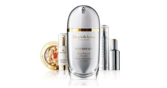 100 Elizabeth Arden Superstart Boosters to Give Away